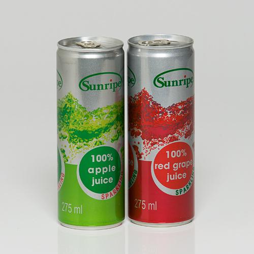 Sunripe Sparkling 100% Juice
